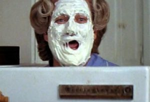 Mrs. Doubtfire Blooper Scene