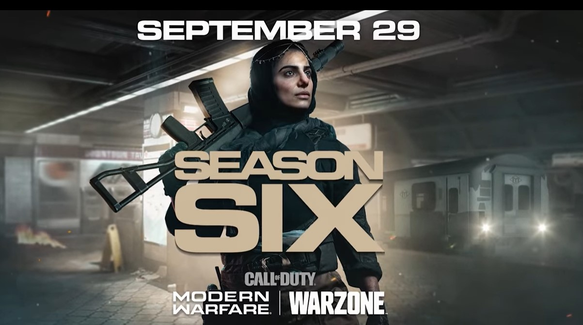 Call of Duty Warzone Season 6